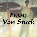 Franz Von Stuck Folder 150x150 Masterpiece Art