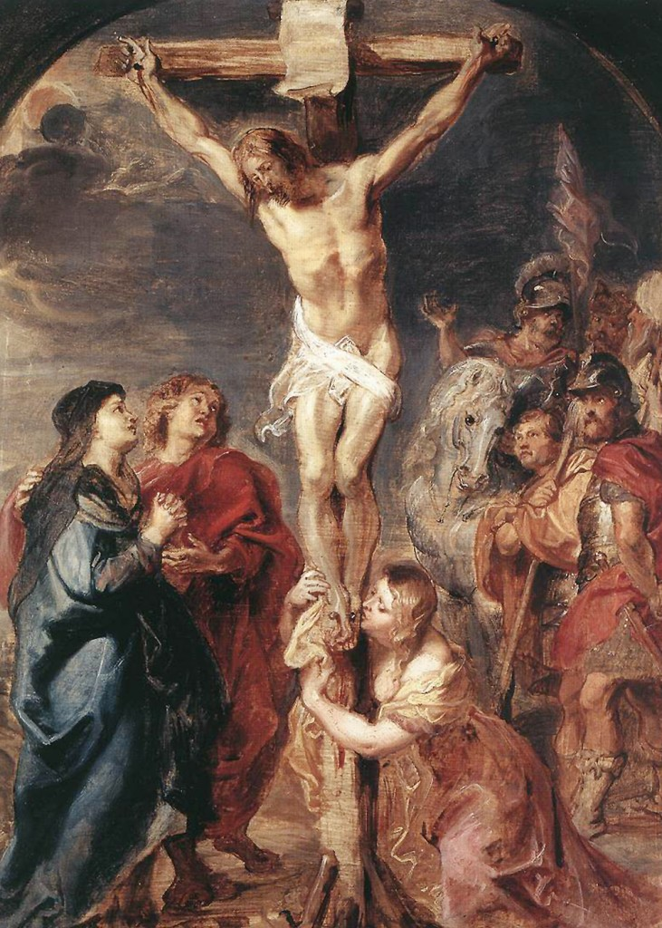 Peter Paul Rubens - Christ on the Cross