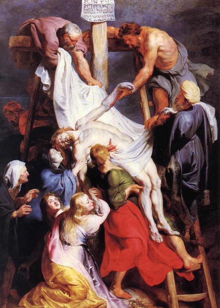 Peter Paul Rubens - From the Cross