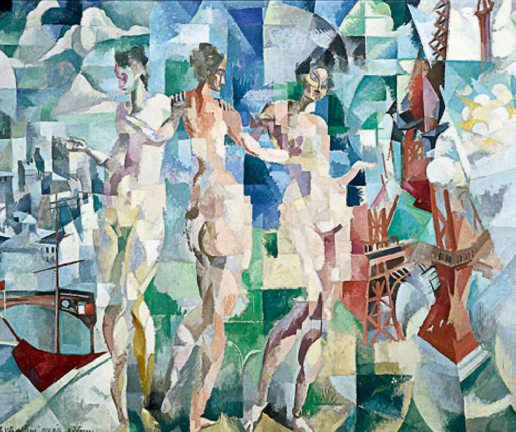Robert Delaunay - City of Paris