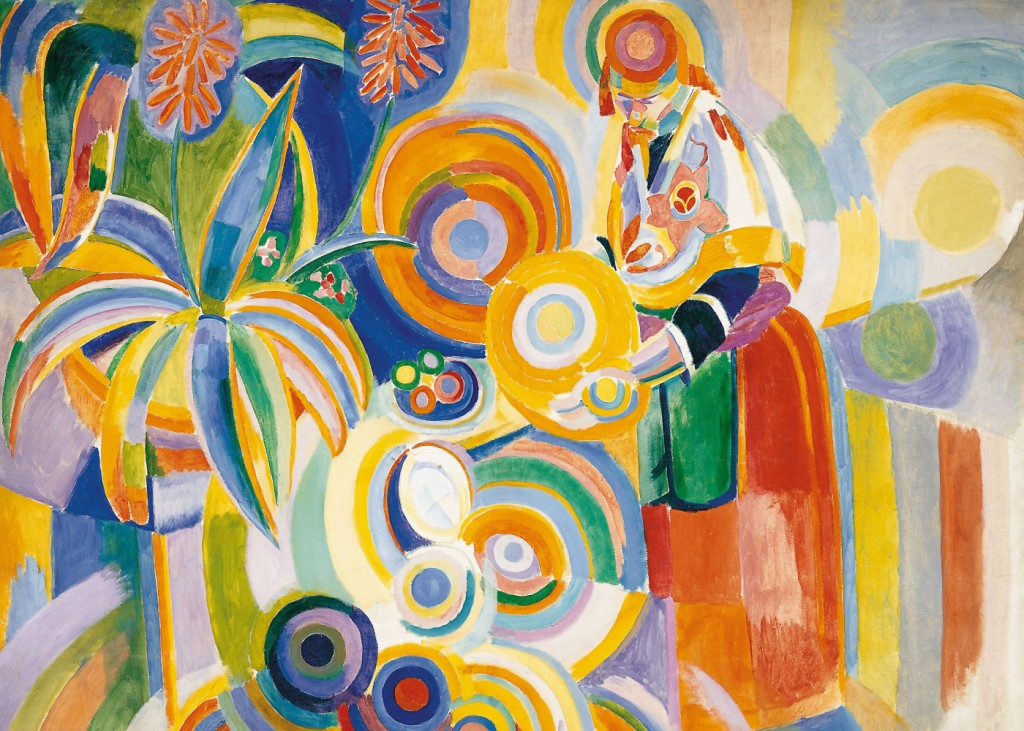 Robert Delaunay - The Great Portuguese