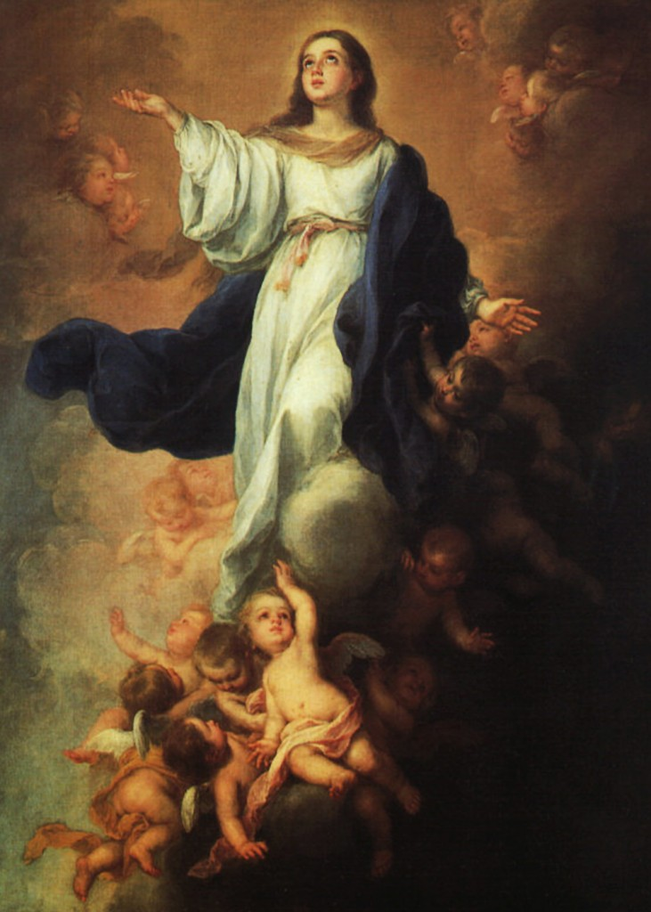 Bartolome Murillo - Assumption of the Virgin