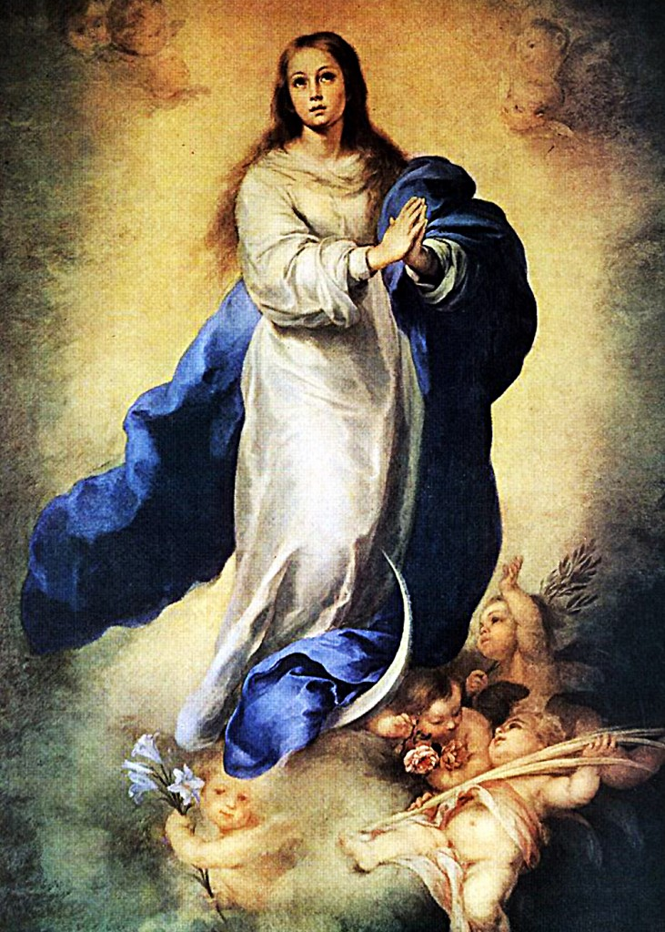 Bartolome Murillo - Immaculate Conception