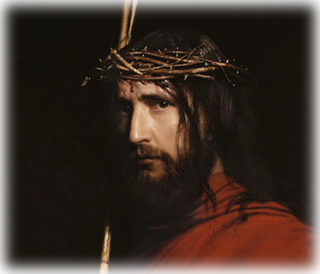 Carl Heinrich Bloch - Christ (Detail)