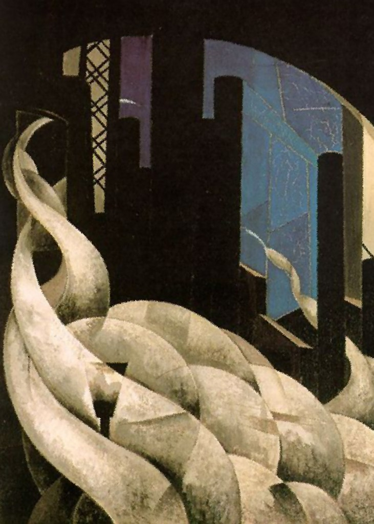 Charles Demuth - Incense of a New Church