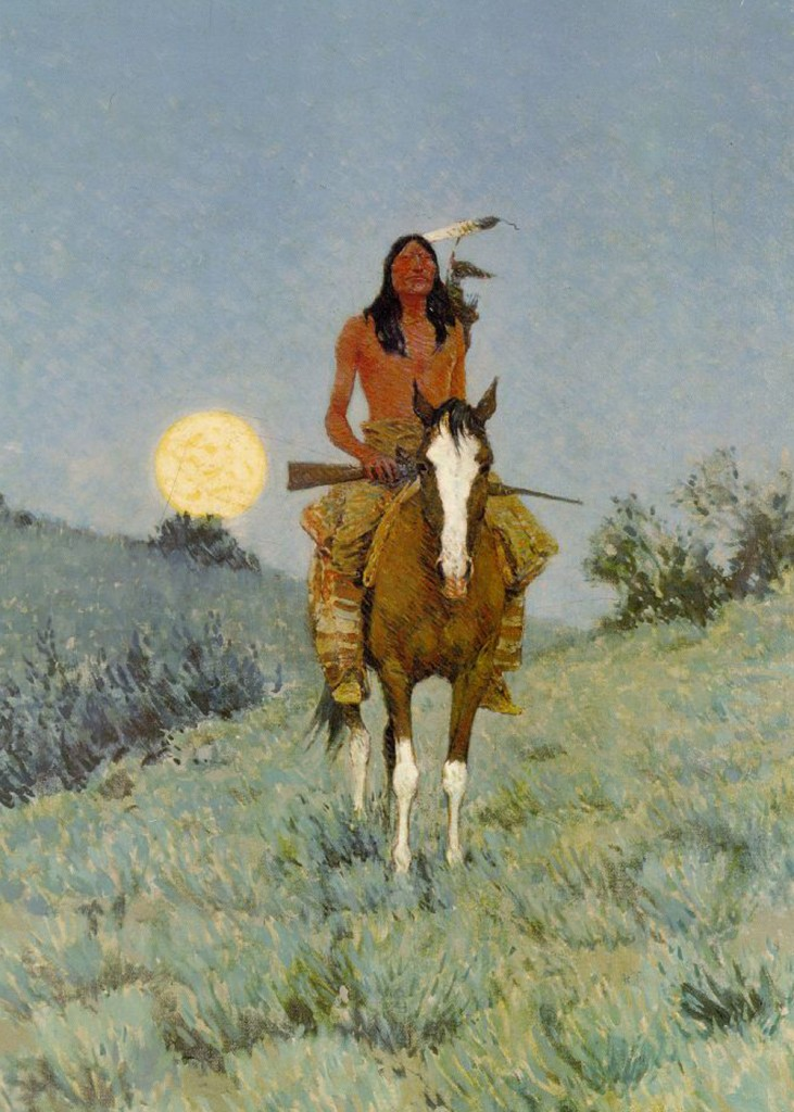 Frederic Remington - Outlier