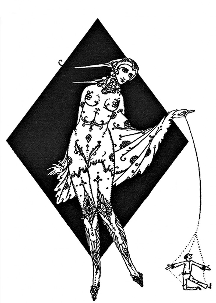 Harry Clarke - Bookplate