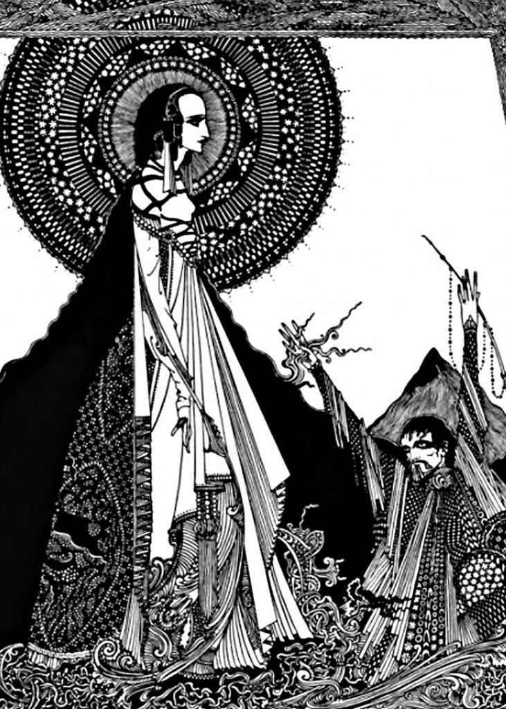 Harry Clarke - Ligeia