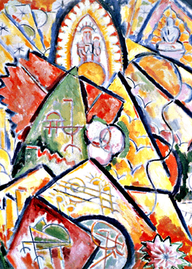 Marsden Hartley - Musical Theme