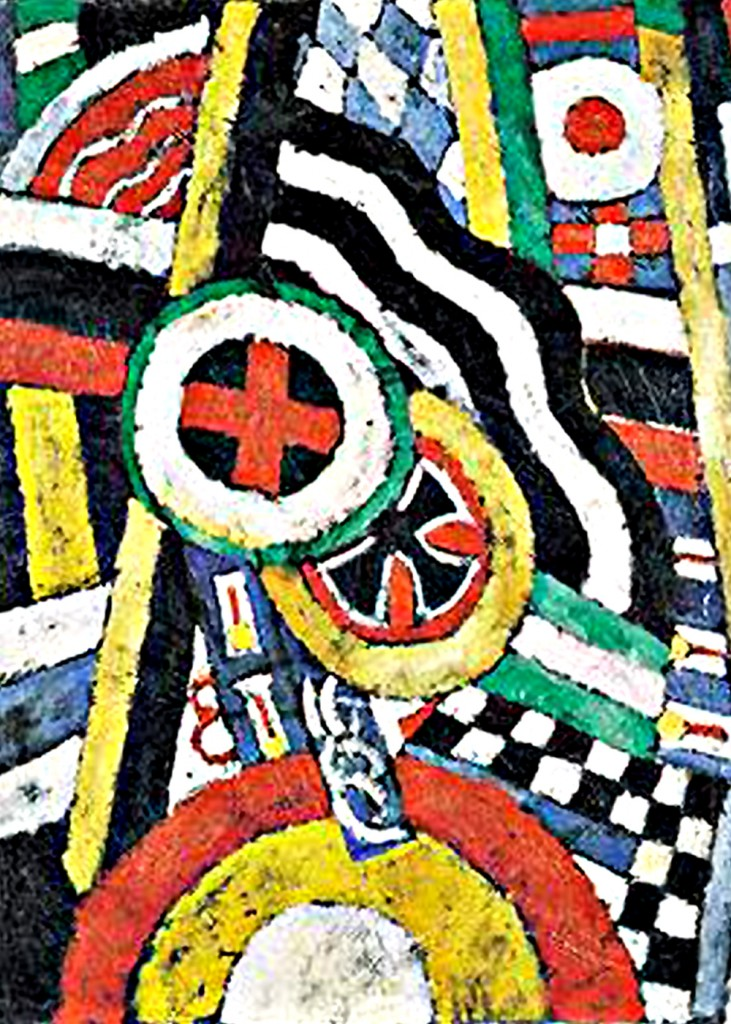 Marsden Hartley - The Number 5