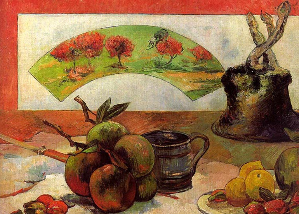 Paul Gauguin - Still Life with Fruit
