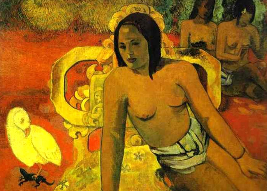 Paul Gauguin - Varumati